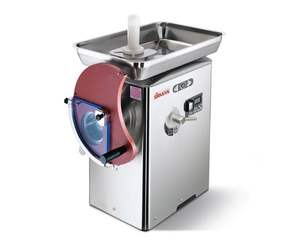 意大利Sirman 带汉堡包机的制冷绞肉机