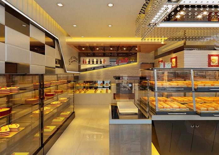 连锁蛋糕店