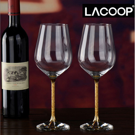 LACOOP-24K金箔红酒杯-A002